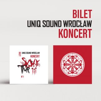 PERCIVAL - Slavny Tur III - bilet Uniq Studio
